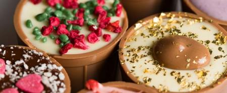 Cup-Pralinen & süße Kleinigkeiten
