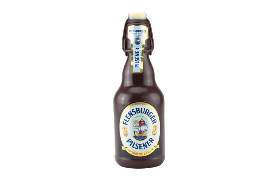 Flensburger Pilsener Schokoladen Bügelflasche
