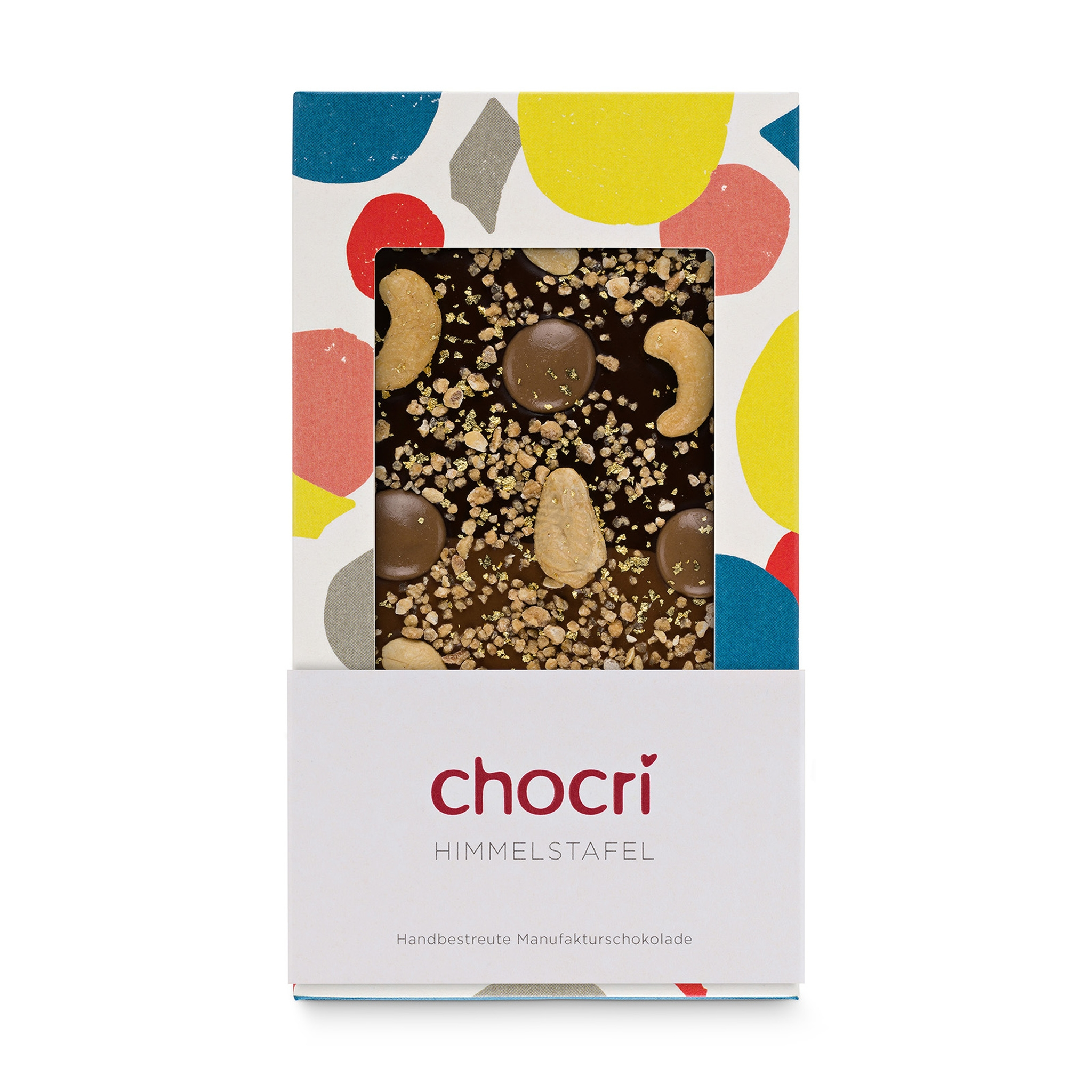 chocri 'Himmelstafel' Schokoladentafel