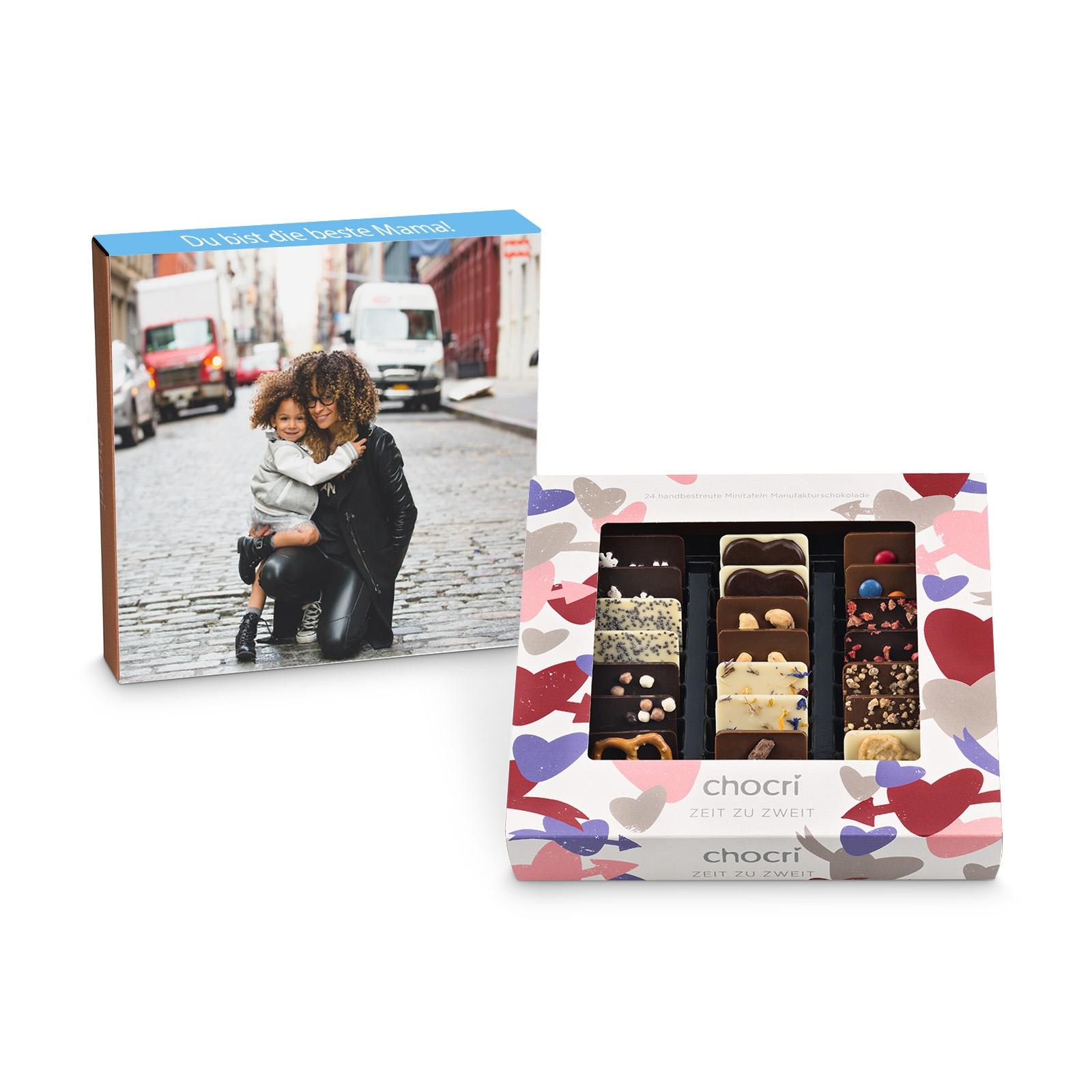 - chocri Weltreise® 'Zeit zu zweit' mit individueller Verpackung - Onlineshop Chocri