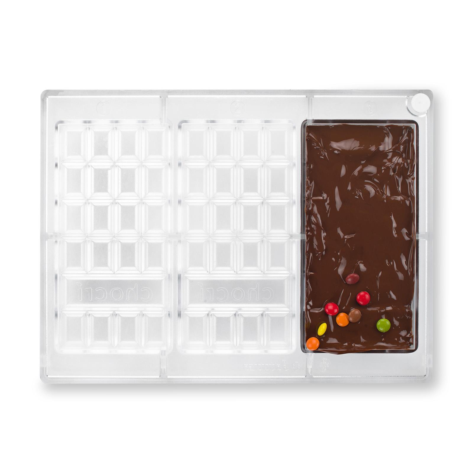 chocri 'Original' Schokoladen-Tafelform