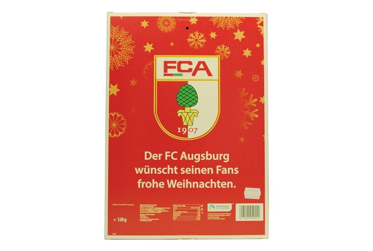 Fc Augsburg Adventskalender