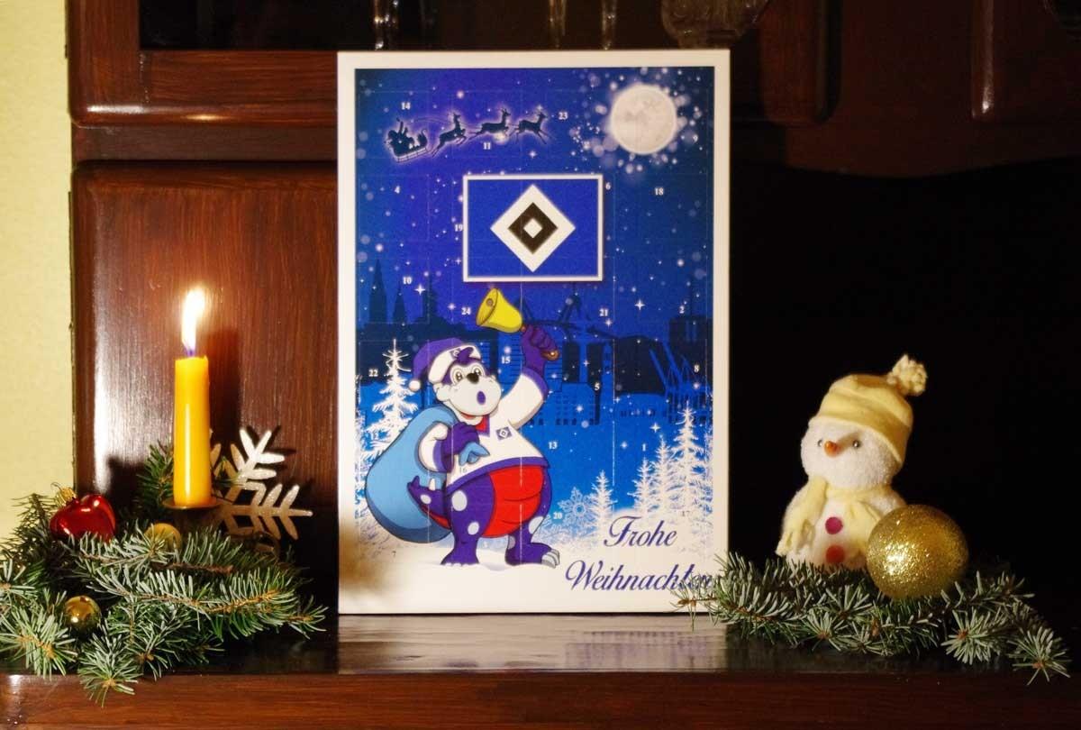 Schoko-Adventskalender \