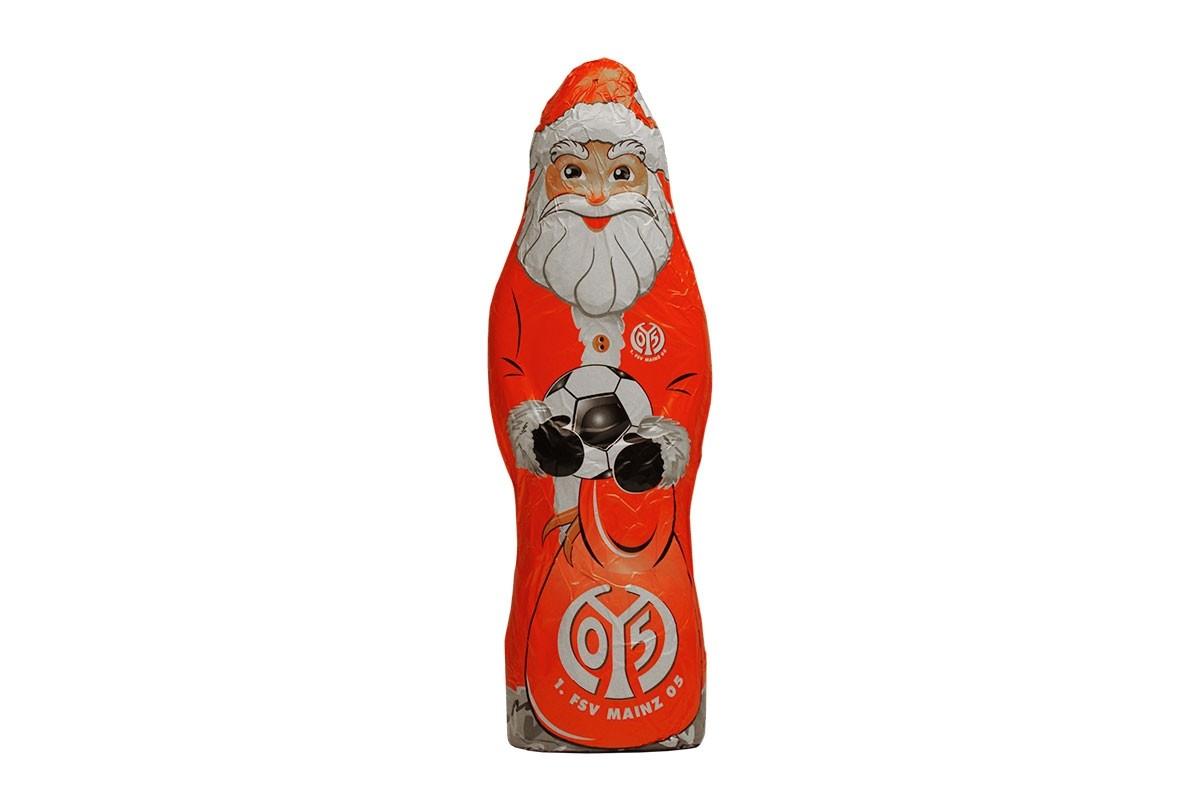 Schoko Weihnachtsmann 1 Fsv Mainz 05 Team Schokolade Chocri