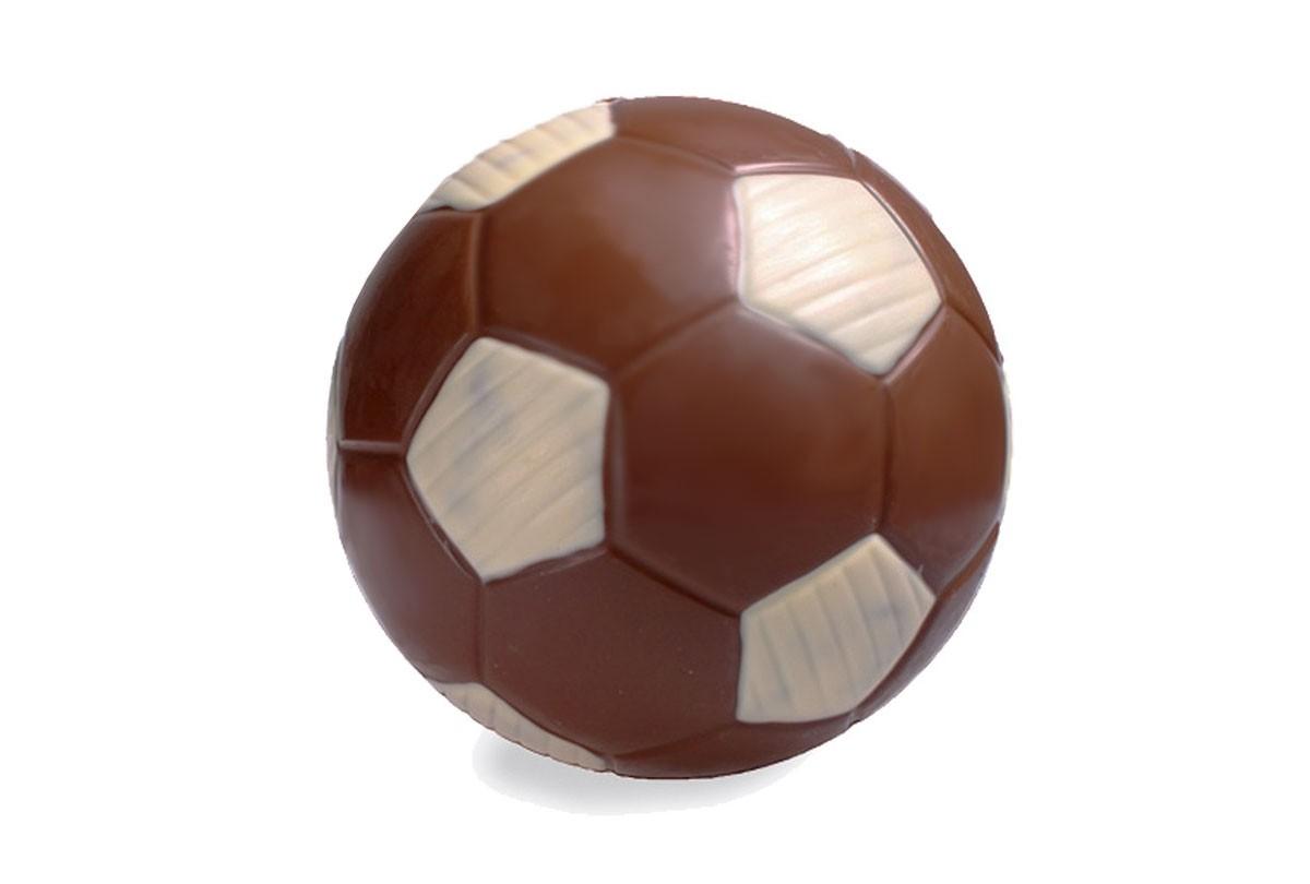Schokoladen Fußball