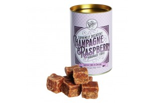 Mr. Stanley's Champagne & Raspberry Fudge Drum