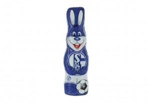 """Schoko-Osterhase """"FC Schalke 04"""""""