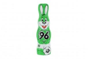 """Der Schoko-Osterhase von """"Hannover 96"""" ist voll auf Ostern fokussiert"""