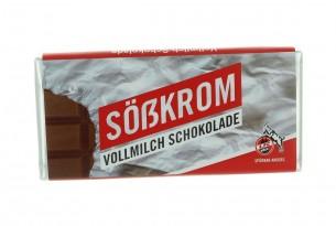 """Mit der Schokoladentafel des """"1. FC Köln - Sößkrom"""" schmeckts einfach besser"""