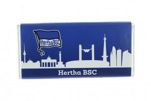 """Mit der Schokoladentafel von """"Hertha BSC"""" schmeckt's einfach besser"""