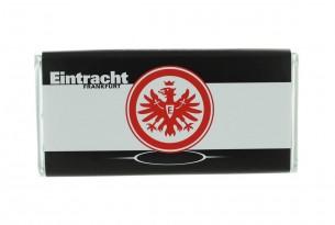 """Mit der Schokoladentafel der """"SG Eintracht Frankfurt"""" schmeckt's einfach besser"""