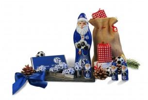 """Das Weihnachts-Schoko-Fanpaket des """"FC Schalke 04"""" macht sogar Weihnachten zum Fußball-Fest"""