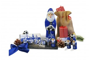 """Das Weihnachts-Schoko-Fanpaket des """"Hamburger SV"""" macht sogar Weihnachten zum Fußball-Fest"""