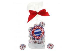 """Schokoladen-Fußbälle """"FC Bayern München"""""""