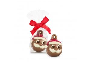 """Belfine """"Santa"""" Weihnachtsbaumkugel ausgepackt"""