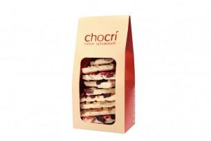 Bruchschokolade - Schoko-Bruch aus weißer Schokolade
