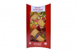 "chocri ""Bunter Schokospaß"" Schokoladen-Tafel"