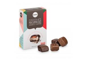 chocri / Barú Mix-Geschenkbox mit Marshmallowpralinen in bunter Verpackung