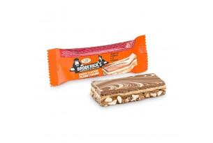 """Broderick´s Cake Bar """"Crispy Peanut Butter"""" verpackt"""