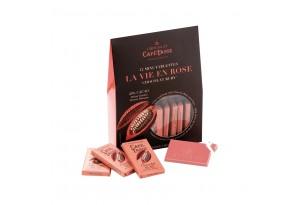 Ruby Schokolade 'Cafe-Tasse' 12 Mini-Schokoladentafel in einer Geschenkverpackung