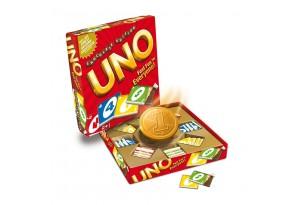chocri / Gamesformotion Uno-Spiel aus belgischer Schokolade