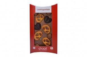 "chocri ""Lieblingsstück"" Schokoladen-Tafel | chocri Schokoladen-Shop"