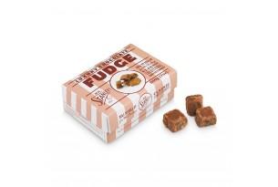chocri / Mr. Stanley's Schokoladen-Fudge in einer aufklappbaren Geschenkverpackung