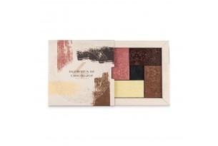 Schokoladen-Set Tasting mit Ruby Schokolade '4 Elements' offene Verpackung