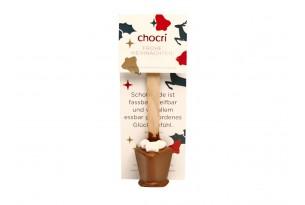 "chocri ""Karamell - Marshmallows"" Trink-Schokolade (Christmas-Edition)"