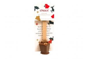 """chocri """"X-Mas"""" Weihnachts-Trink-Schokolade"""