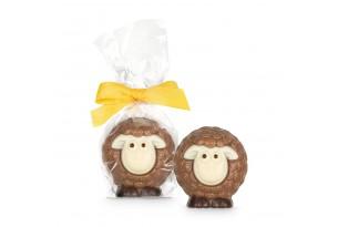 chocri 'Wooly' Vollmilch-Schokoladen-Lamm