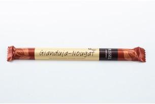 Schokoladenriegel Edelvollmilch Gianduja-Nougat