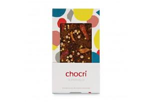 "chocri ""Superheld"" Schokoladen-Tafel"