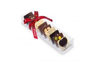 """chocri """"Süßer Moment"""" Mini-Schokoladen-Tafeln"""