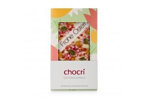 """chocri """"Osterschmaus"""" Schokoladen-Tafel"""