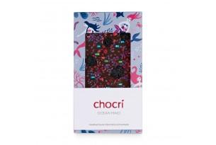 "chocri ""Ocean Maid"" Schokoladentafel in Verpackung"