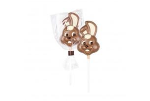 Belfine 'Louis' Schokoladen Lolly