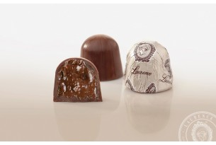 "Laurence ""Milchschokolade Klassik"" Praline | chocri Schokoladen-Shop"