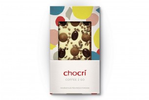 "chocri ""Coffee 2 Go"" Eiskaffee-Schokolade 