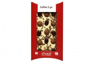 "chocri ""Coffee 2 Go"" Eiskaffee-Schokolade"