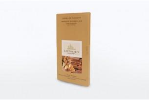 Gefüllte Tafelschokolade - Nougat