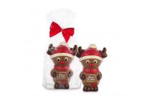 """Confiserie Weibler """"Lucas"""" der Weihnachtselch ausgepackt"""