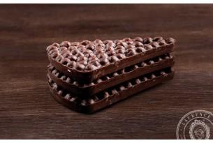 """Laurence """"Dunkle Schokolade mit Schoko-Bällchen & Kaffee"""" Schokoladen-Tafel"""