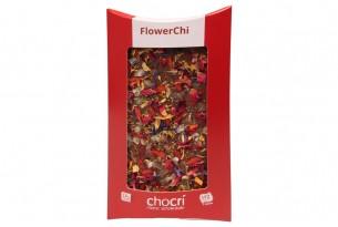 "chocri ""FlowerChi"" Superfood-Schokoladen-Tafel"