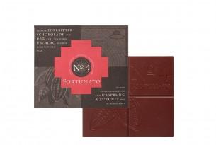 """Confiserie Riegelein """"Fortunato N° 4"""" Schokoladen-Tafel"""