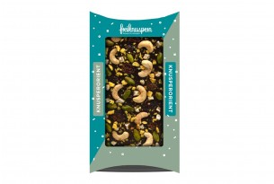 """chocri """"Knusperorient"""" Blog-Schokoladen-Tafel in Verpackung"""