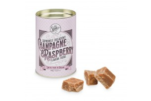 Mr. Stanley's Champagne & Raspberry Fudge Drum
