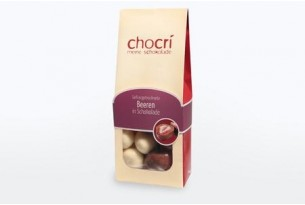 """chocri """"Beeren in Schokolade"""" Schoko-Früchte"""