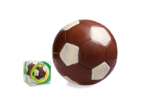 """Schoko Star"" XXL-Schoko-Fußball"