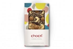 "chocri ""Himmelstafel"" Schokoladen-Tafel"